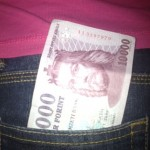zsebpénz